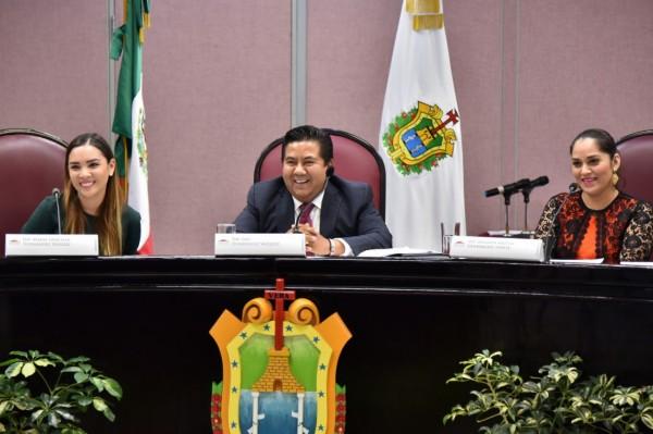 Cumple Comisión de Vigilancia Ley de Fiscalización Superior del Estado