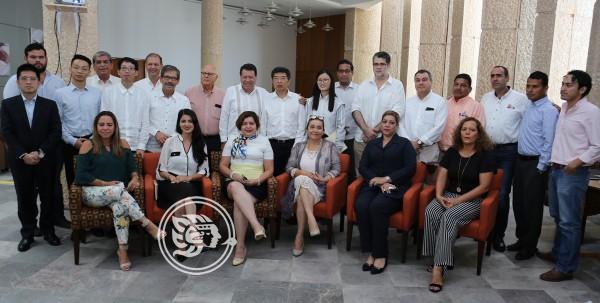 Interesa a chinos participar en el Proyecto Interoceánico