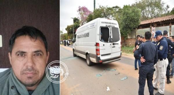 Ordenan captura internacional de Samura tras sangrienta fuga
