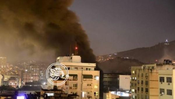 Incendio en un hospital de Río de Janeiro deja al menos 10 muertos