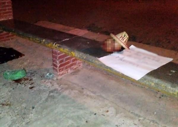Localizan cuerpo desmembrado en carretera de Pánuco