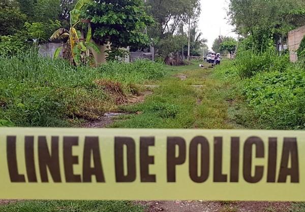 Encuentran a hombre asesinado a golpes en Coatzacoalcos
