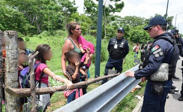 Política migratoria mexicana, bajo escrutinio internacional