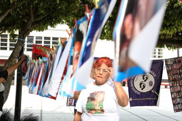 Entregarán informe sobre las desaparecidas de Veracruz el 20 de diciembre