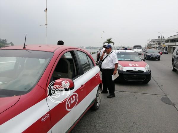Traerá Transporte Público módulo de atención a Tuxpan