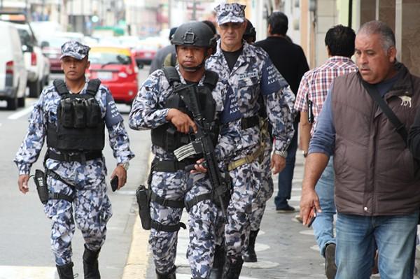 Mantiene Semar labores de seguridad en el sur de Veracruz