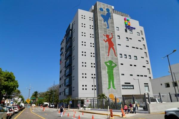 Ya aplican quimioterapias a niños en Hospital de Veracruz