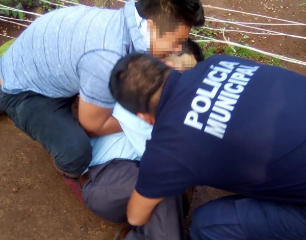 Asesinan a presunto maestro huachicolero en Mecayapan