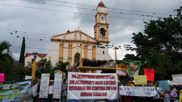 Recurren a Subsecretario federal ante embate de mineras en Veracruz