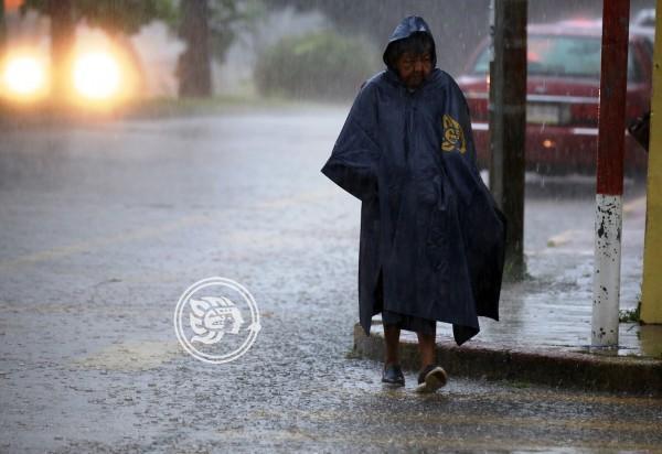 SPC emite alerta gris por el Frente Frío 4 en Veracruz