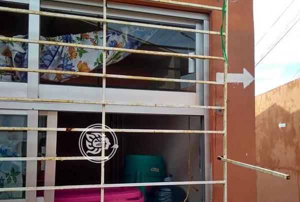 Delincuentes vacían jardín de niños en Minatitlán