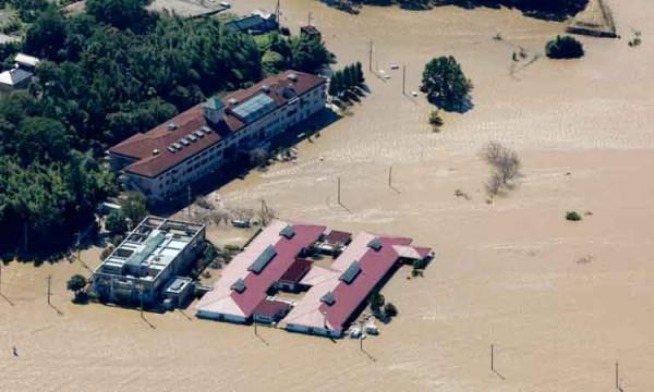 Devastador tifón Hagibis deja 26 muertos en Japón