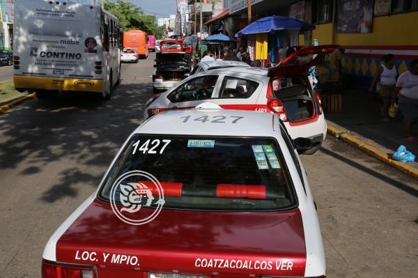 Taxistas tienen menos de 3 meses para cubrir pagos