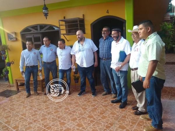 Interesa producción agropecuaria de Texistepec a musulmanes