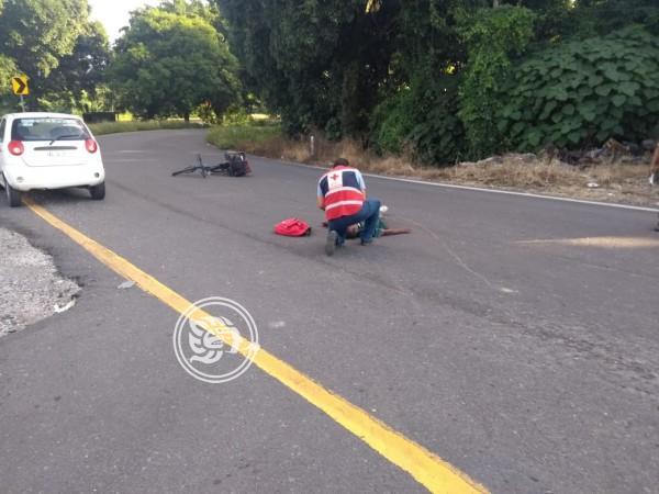 Fallece ciclista atropellado en carretera de Córdoba
