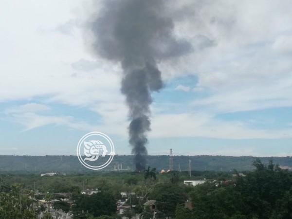 Existen fallas en procesadora de gas en Poza Rica, afirma alcalde
