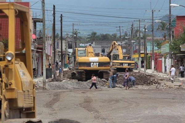 Industria de la construcción, con caída en empleo en Veracruz