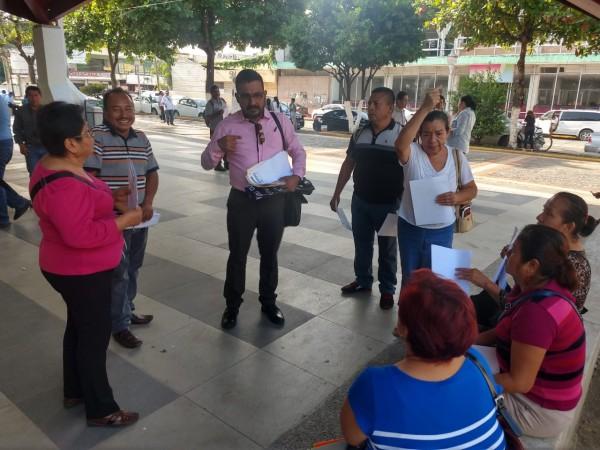 Ex policías de Poza Rica denunciarán desaparición de 9 mdp con JDO