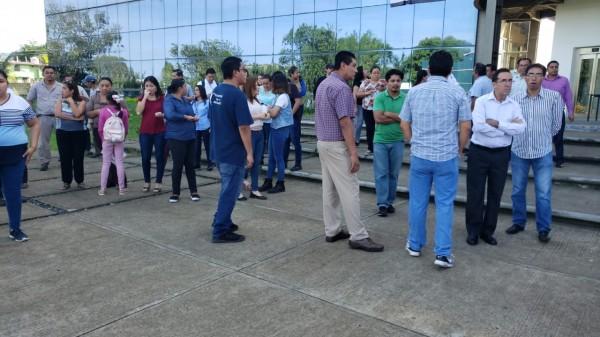 Acusan represión de director del Instituto Tecnológico Superior de Poza Rica