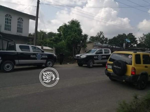 Delincuencia supera a policías de Las Choapas; piden ingreso de GN