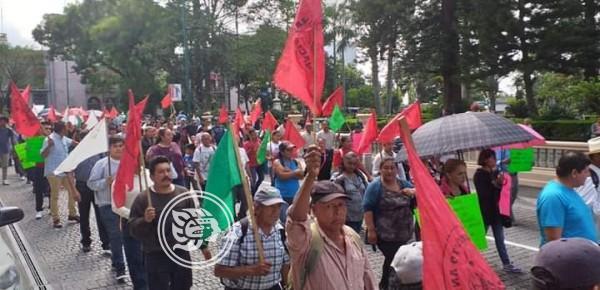 Piden freno a amenazas contra líderes Antorchistas en Soteapan