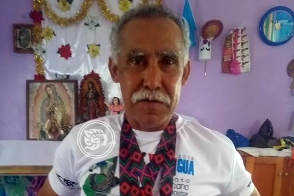 Veracruzano se prepara para participar en mundial de atletismo