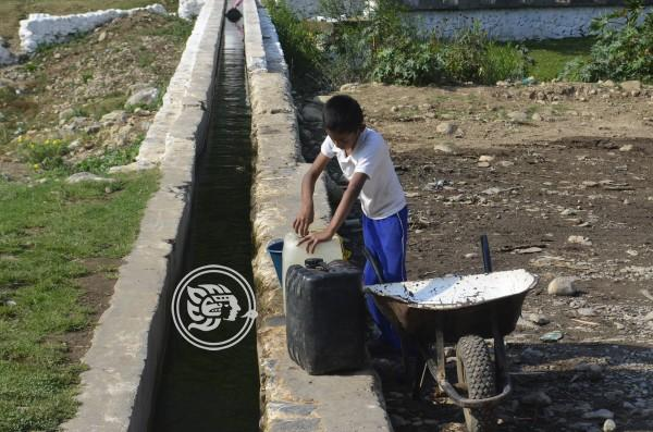 Piden comunidades de Orizaba analizar posible agua contaminada