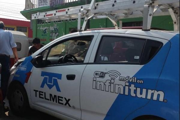Intentan secuestrar a trabajadores de Telmex en Mendoza
