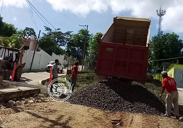 Sedatu rescinde contrato a compañía que abandonó obras en Cuichapa