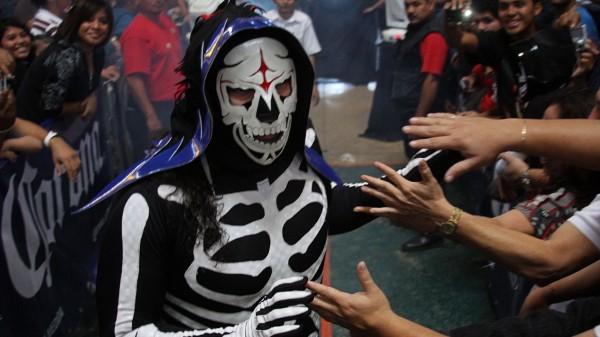 Triple A desmiente muerte de La Parka