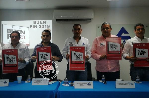 Empresarios tuxpeños alistan Buen Fin 2019