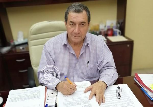 Ramón Hernández sigue al frente del Grupo Mayoritario 24 de octubre