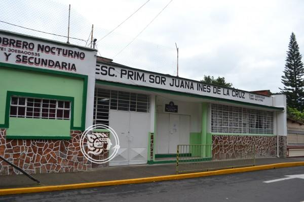 Celebrará primaria Sor Juana de Orizaba su 110 aniversario