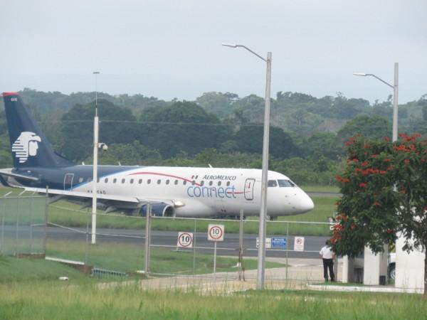 Neblina desvía vuelo desde el AIM a Veracruz