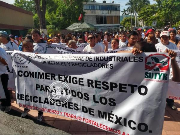 Deploran en Poza Rica privatización de recolección de basura