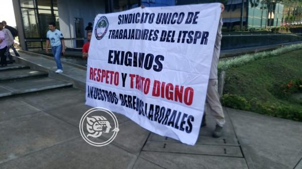 Piden a Cuitláhuac intervenir en conflicto del Tec de Poza Rica