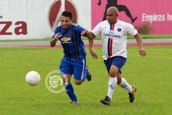Fodem y Macodisa califican a la liguilla en el futbol Interplantas