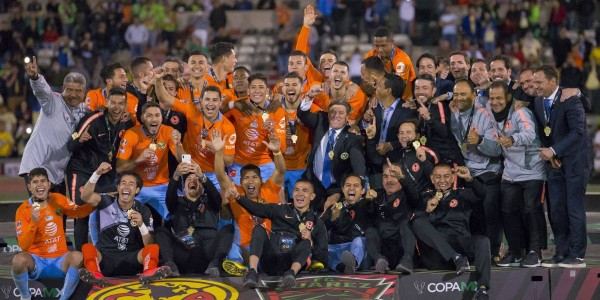 América, oficialmente el equipo más ganador de México