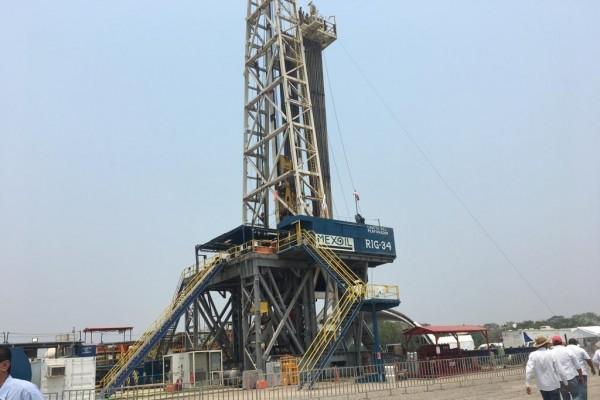 Con inversión de 89.3 mdd, autorizan a Pemex perforación de 2 pozos de Veracruz
