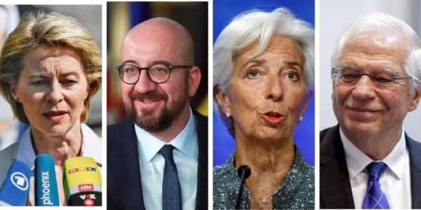 ¿Quién es quién en los cargos claves que se renovarán en la UE?