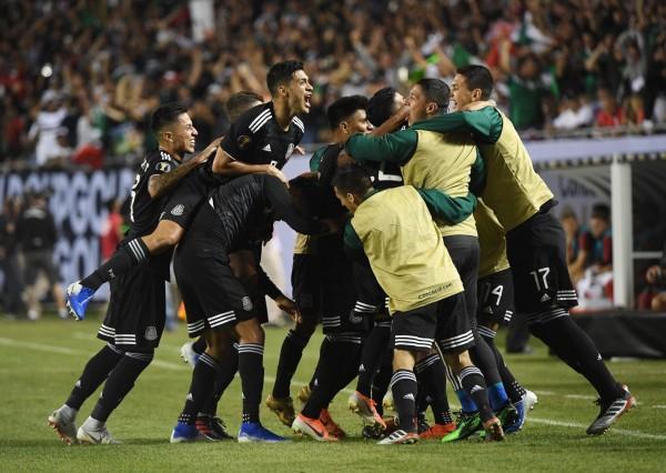 La selección mexicana destrona a Estados