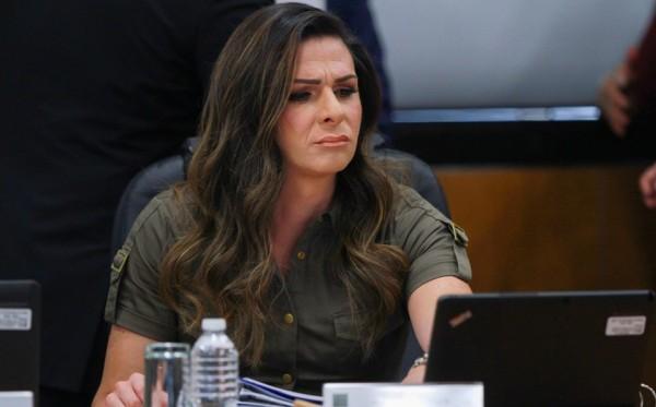 Diputados exigen a Ana Guevara que renuncie
