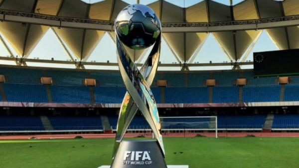 México ya conoce a sus rivales para el Mundial Sub 17 Brasil 2019