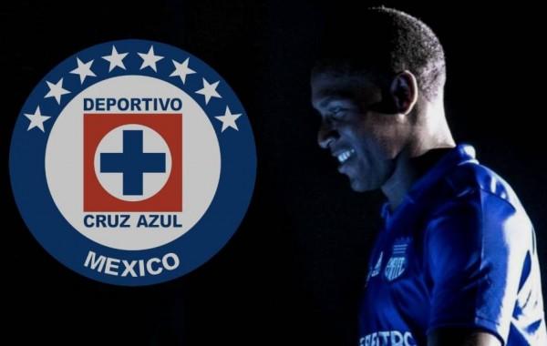 Brayan Angulo es nuevo jugador de Cruz Azul