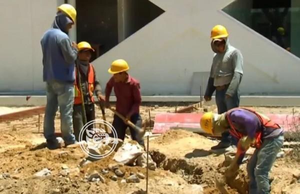 Se desploma la industria de la construcción en México