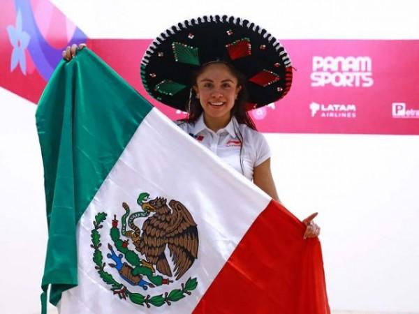 México en el top 3 del medallero en Juegos Panamericanos