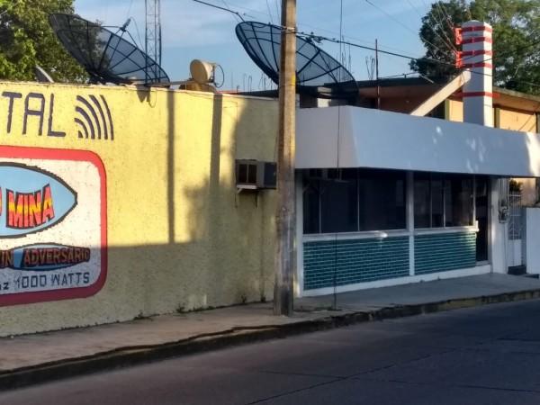CFE suspende servicio a radiodifusora en Minatitlán