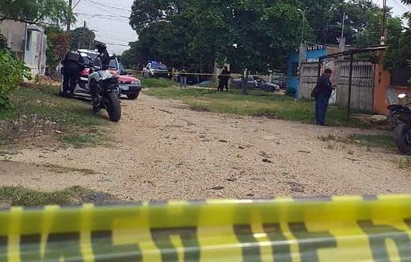 Lo hieren de bala y le roban su auto en Cosoleacaque