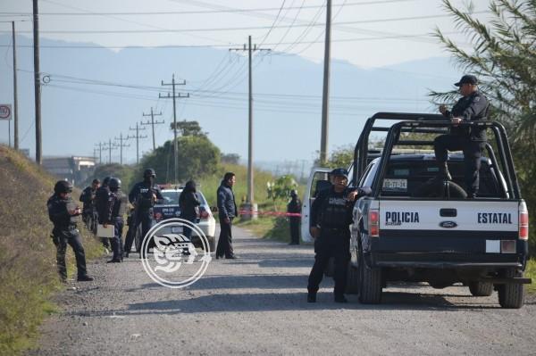 Hallan cuerpo en canal de aguas negras en Ixtaczoquitlán
