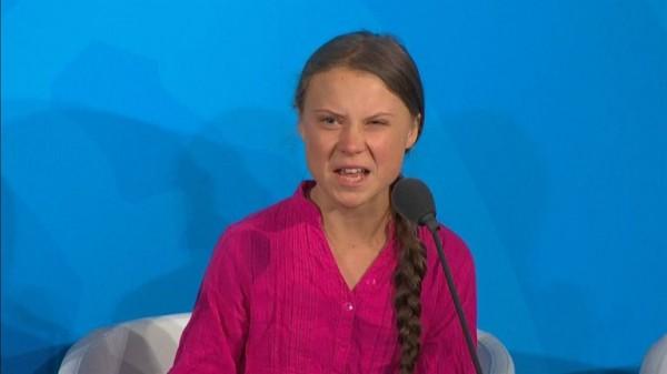 Greta en la ONU: Si nos fallan, nunca los perdonaremos